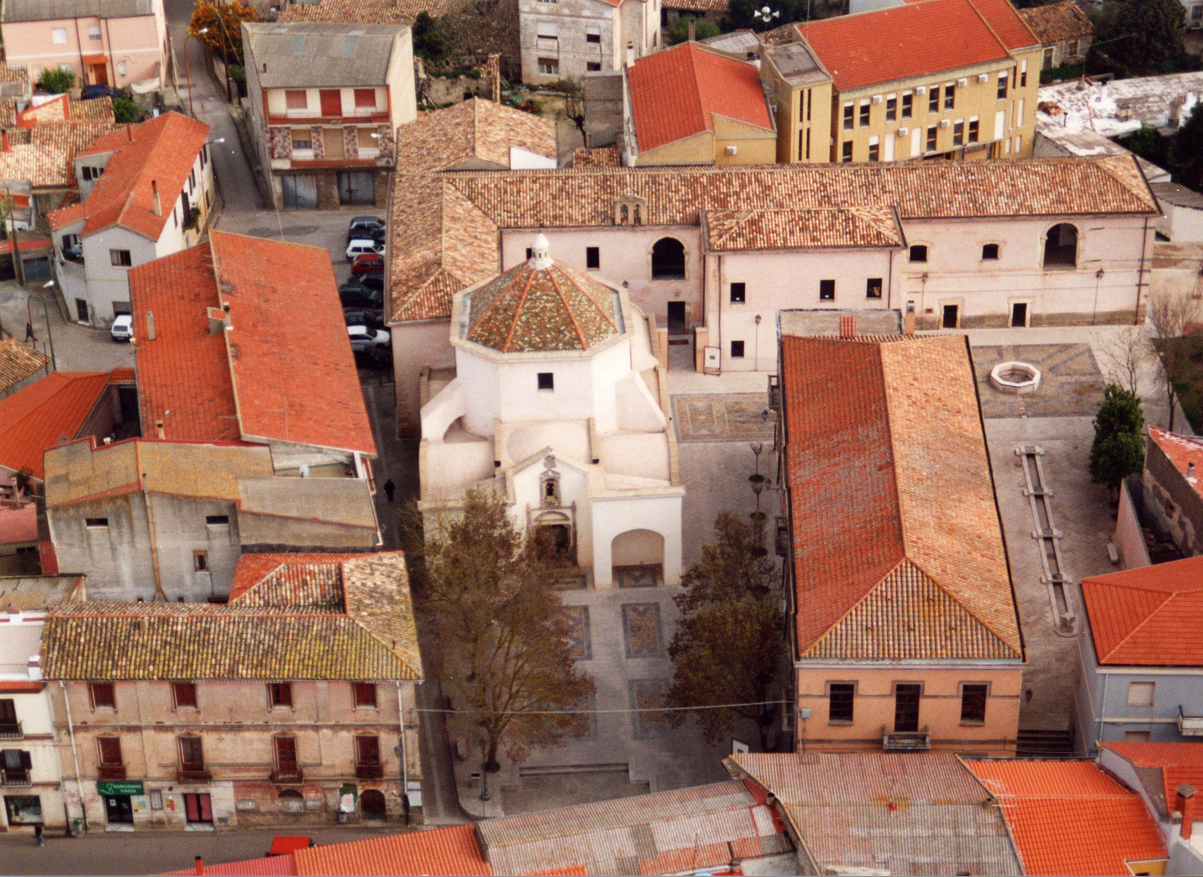 Isili - Centro storico