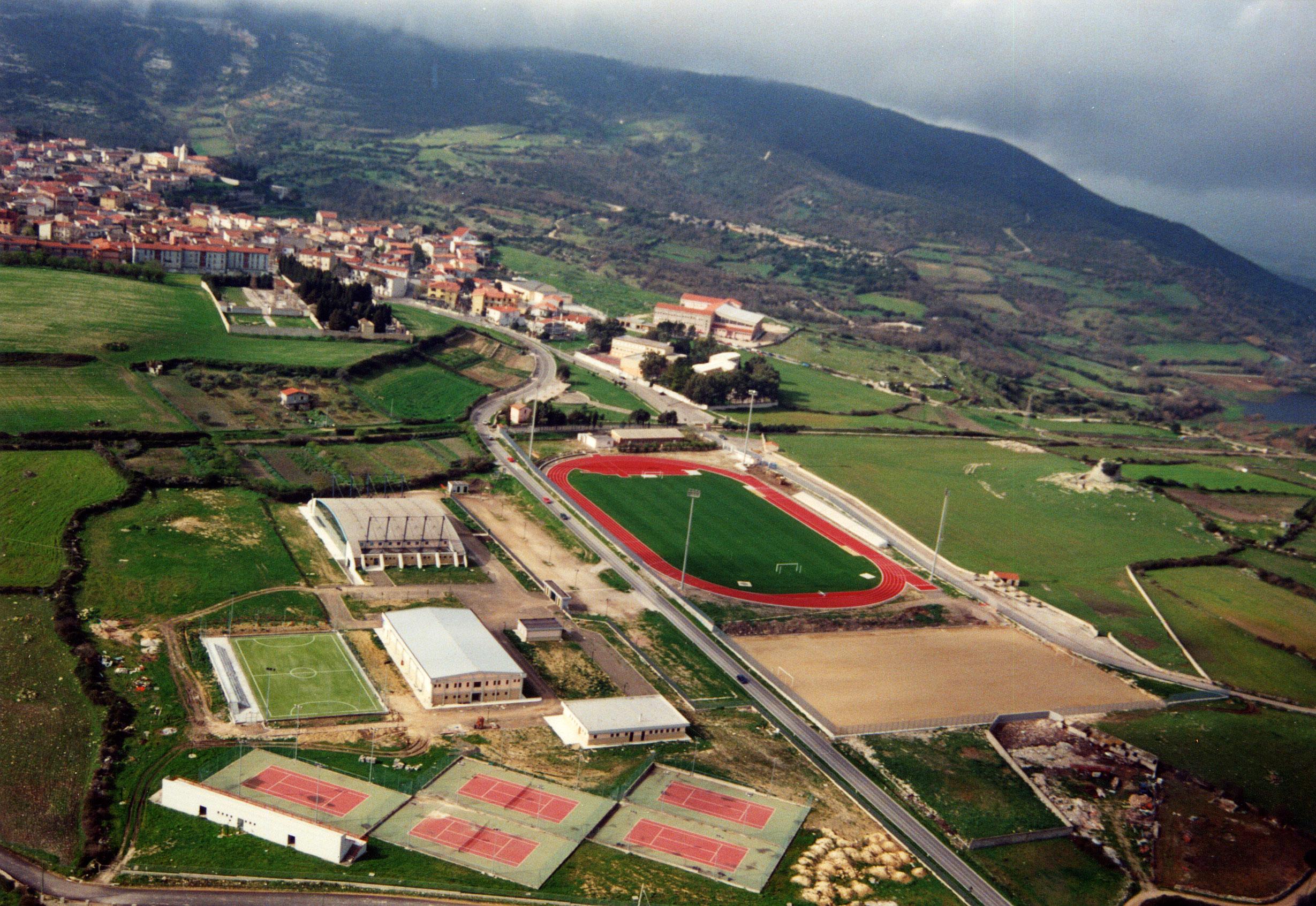 Isili - Cittadella sportiva